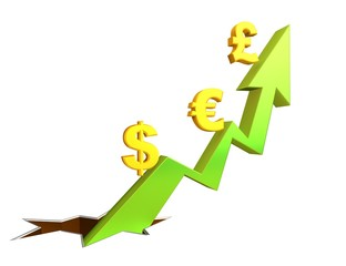 Grafica monedas internacionales