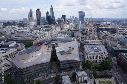 Widok Londynu