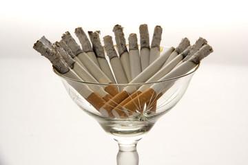 Cigarette Cocktail