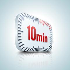 10 min. Timer
