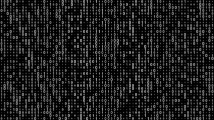 Binary data number 4k