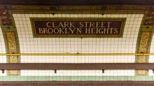 Street Station Кларк - Нью-Йорк Метро
