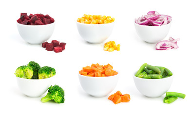 Vegetables set 2