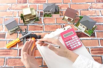 住宅販売員のイメージ
