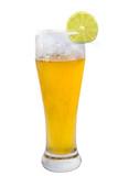 cerveza michelada fria poster