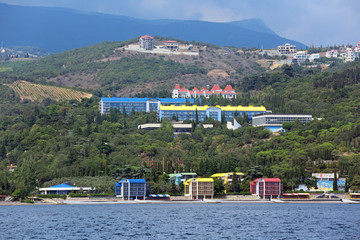 Artek - international children center, Crimea
