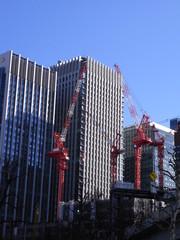 神田橋の工事③