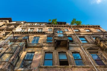 Decrepit Building