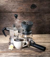 Cup of coffee ,espresso macchiato