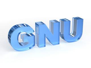 GNU -  free software