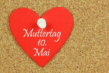 Muttertag 10 Mai