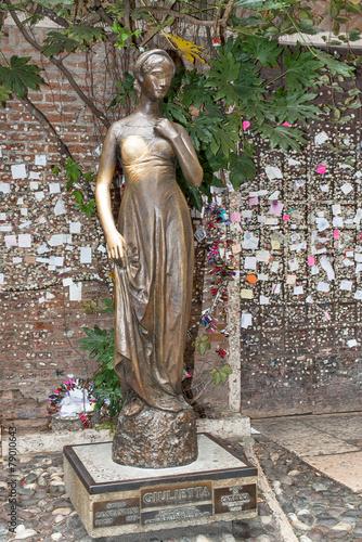 Leinwandbild Motiv Giulietta e Romeo