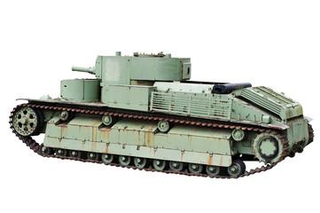 panzer on white
