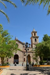The Church in Torrevieja