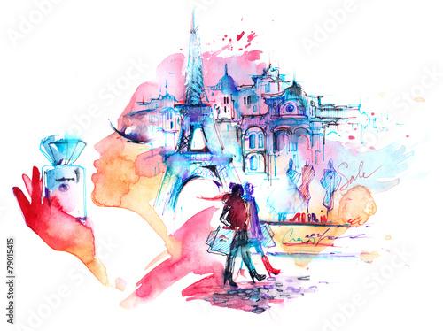 Paris - 79015415