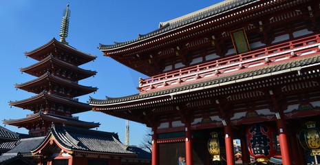 Senso-Ji Asakusa View