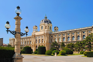 the Kunsthistorisches Museum in Vienna.