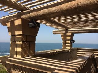 Dubai, United Arab Emirates, Aquaventure, View, Stone