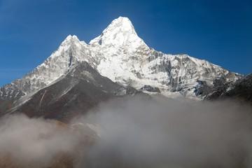 Ama Dablam - way to Everest base camp - Nepal