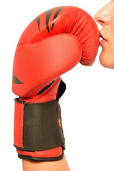 Love for boxing