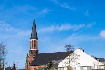 Kirche  in Lebach