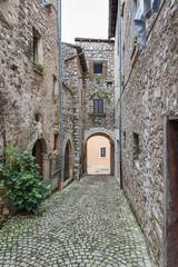 centro storico di Maenza