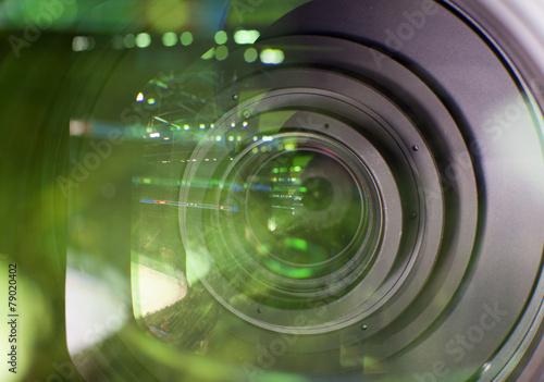 camera, TV broadcast  - 79020402