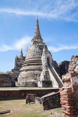 Wat Phra Si Sanphet ruins, Ayutthaya
