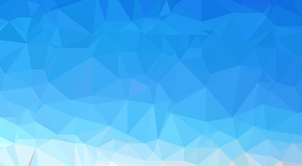 Low Poly geometric backgroud for brochure layout