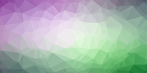 Low Poly geometric abstract backgroud for brochure layout