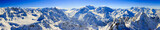 Swiss Alps, panorama from Mont Fort - 79023645