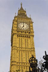 Clock Tower, Big Ben, London