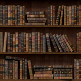 Books seamless texture. tiled with other  textures in my gallery - 79027028