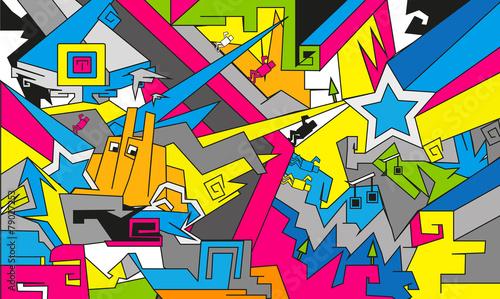 Street art © hulk82