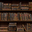 Books seamless texture. tiled with other  textures in my gallery - 79027623