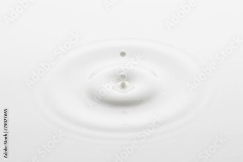 Milk splash - 79027665