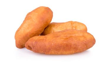 Fresh fried patty