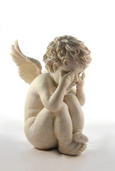 Engel in Trauer