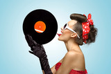 The vinyl desire.