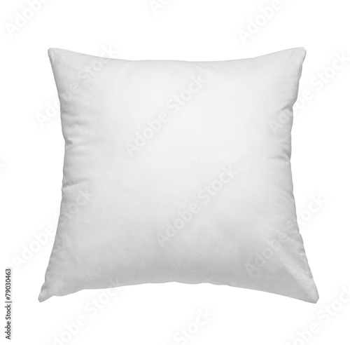 Leinwanddruck Bild white pillow bedding sleep