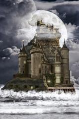 fairy house (rock)