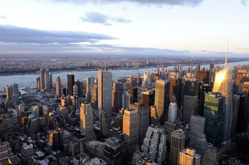 New-York vue aerienne