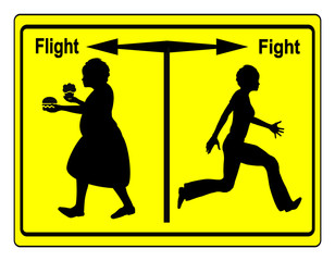 Fight Overweight or just leave it