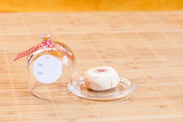 italian cookie - Italienischer Keks in Glocke