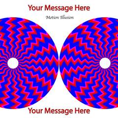 Big Wheels Illusion Presentation