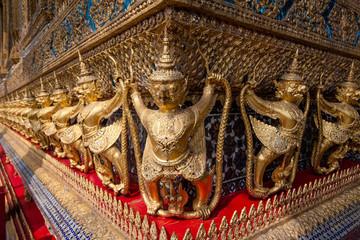 Bangkok luxurious royal palace