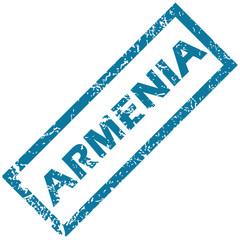 Armenia rubber stamp
