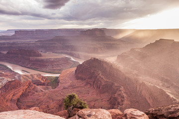 Dead Horse Point State Park USA