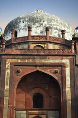Humayun's Tomb ruins in New Delhi