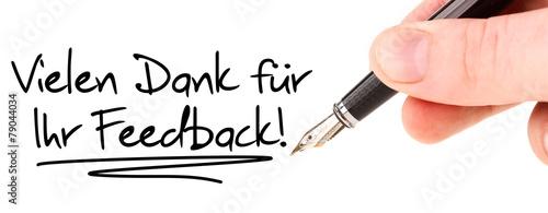 Vielen Dank für Ihr Feedback! - 79044034
